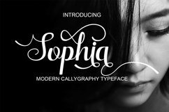 Sophia Product Image 1