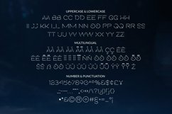 Web Font Starlight Font Product Image 2