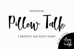 Pillow Talk Font Product Image 1