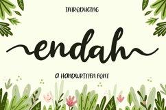 Endah Product Image 1