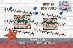 Christmas Lights | Sublimation | Tumbler Design | Product Image 3
