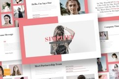 Simplify - Google Slides Template Product Image 1