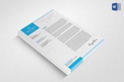 Letterhead Word Product Image 1