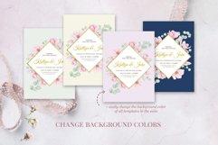 Magnolia & Eucalyptus Wedding Suite Product Image 6