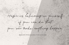 Richland | signature font Product Image 6