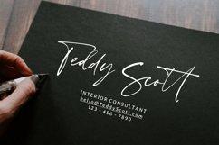 Scatter Ink | Handlettered Font Product Image 5