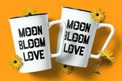 SUNFLOWER Font Product Image 2