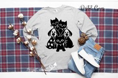 Cats and Dogs design! SVG / PNG / DXF / EPS files Product Image 6
