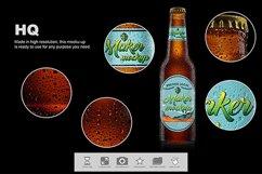 Beer Bottle Mockup Product Image 3