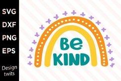 Be Kind SVG Product Image 1