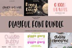 SALE! Playful Font Bundle Product Image 1