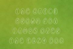 Easter egg font in ttf, otf Product Image 3