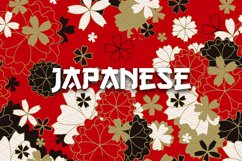 Japanese Patterns Collection Product Image 1