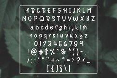 Rain Lily - Simple Monoline Handwritten Font Product Image 2