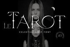 Le Tarot - Celestial Serif Font Product Image 1