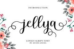 Jellya Script Product Image 1
