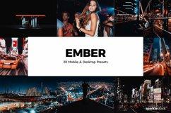20 Ember Lightroom Presets & LUTs Product Image 1
