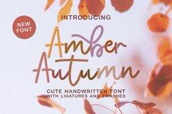 Amber Autumn Product Image 1