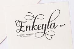 Enkeyla Script Product Image 1