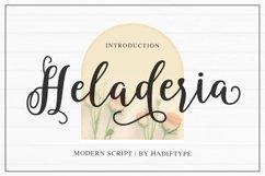 Heladeria Script Product Image 1
