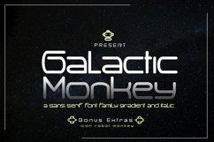 Galactic Monkey Family Product Image 1