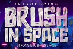 Brush In Space Product Image 1