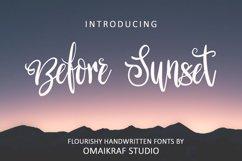 Before Sunset Product Image 1