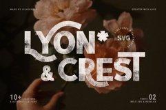 LYON & CREST - HandPainted SVG Type Product Image 1