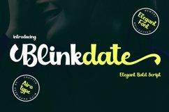 Blinkdate - Elegant Script Product Image 1