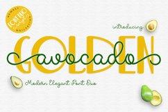 Golden Avocado Product Image 1