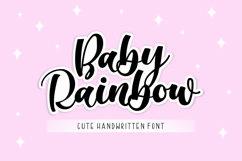 Baby Rainbow Product Image 1