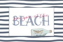 Sailor Benjamin Font Duo Product Image 3