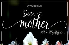 Dear Mother Product Image 1