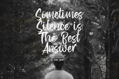 Hysteria - Stylish Script Font Product Image 4
