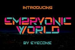 Embryonic World Product Image 1