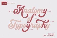 Sunday Sugar Script Font Product Image 4