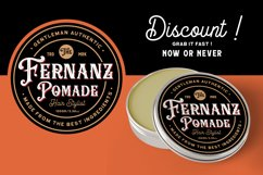 Geovano - Vintage Font Family Product Image 6