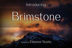 Brimstone Font Product Image 1