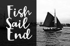 Black Sail Brush Font Product Image 3