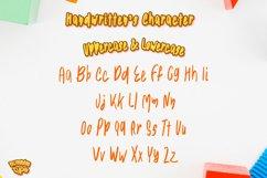 Hand Written - rough handwritten loft style font Product Image 2