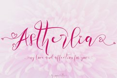 Mother Day font Bundle Product Image 29