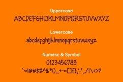 Happy Handwritten Font Product Image 4