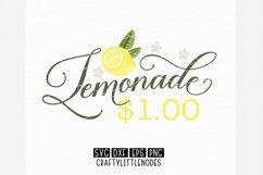 Lemons & Sunshine - Svg Bundle Product Image 3