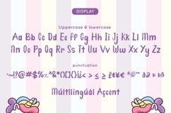Unicorn Fold - Display Font Product Image 6