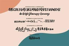 Web Font Calya - Fun & Bold Font Product Image 3