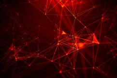 20 Red Abstract Plexus Backgrounds Product Image 3