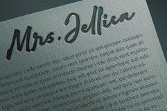 Adelina Camarine Bold Signature Font Product Image 6