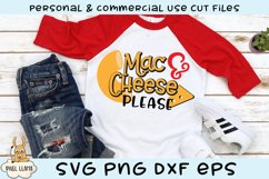 Mac N Cheese Please SVG Product Image 1
