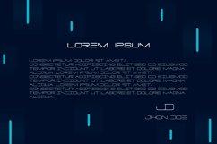 PORE Font Product Image 4