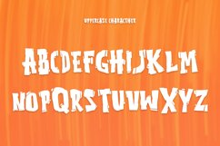 The Quakeer - Display Font Product Image 6